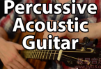 【下载】《Percussive Acoustic Guitar》原声吉他敲击 高清PDF+视频
