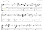 【下载】《初学者指弹练习曲80首》 GTP谱