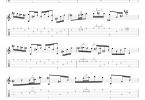 中国风《枫叶城》高清吉他指弹独奏谱完美版+视频教学