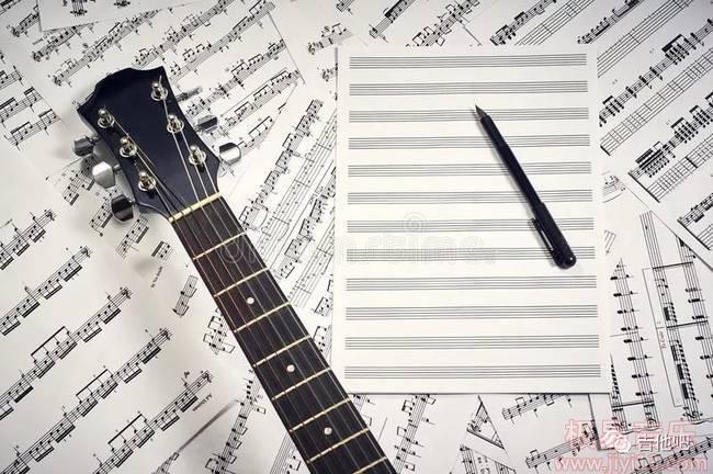 【吉他】要快速记住吉他谱?1分钟搞定