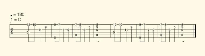 木吉他指弹经典片段【持续更新】